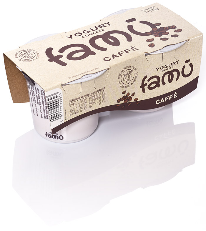 FaMu-yogurt 125g–caffe